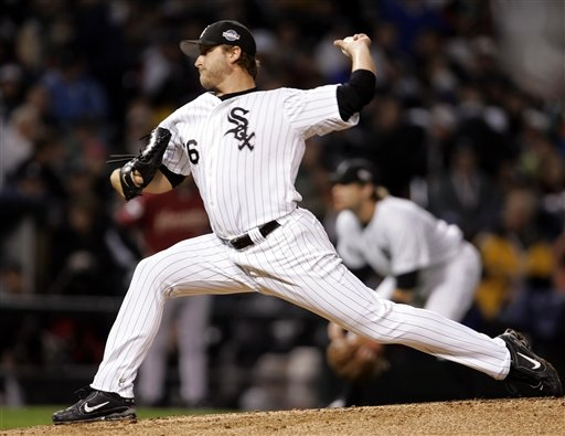 White Sox Pitcher Was Hoping Michael Vick Would Get Hurt