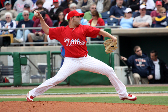 Phillies Players Who Are Fighting For Roster Spots