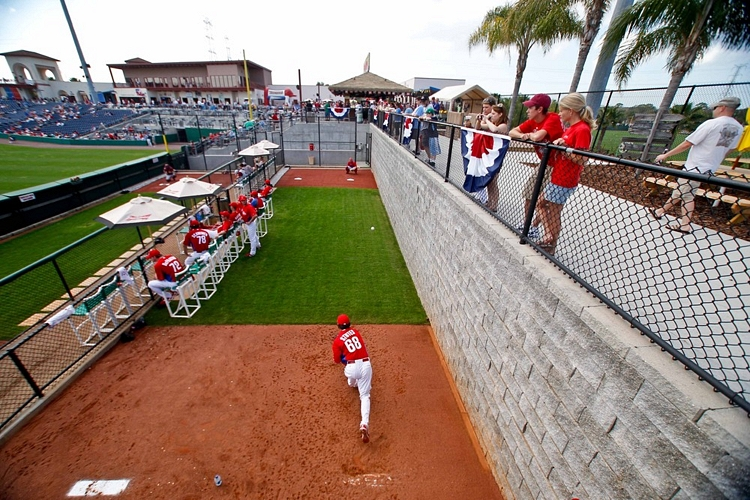 Reliever Mike Stutes Is Making A Strong Push For The Phillies Bullpen