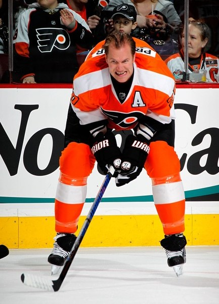 Pronger Still Nursing Injury Means O'Donnell Must Step Up