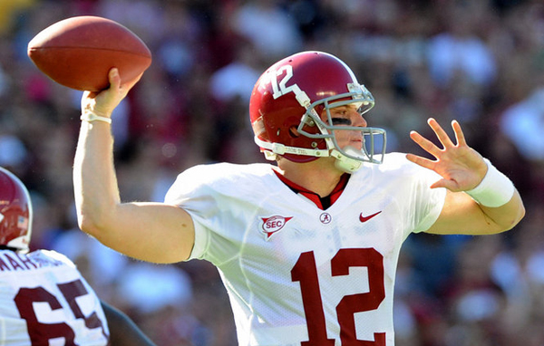 Eagles To Take Closer Look At NFL-Ready QB McElroy