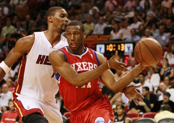 Sixers Need Big Game From Thaddeus Young Tonight