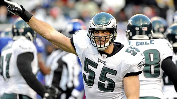 What Will The Eagles Do With Linebacker Stewart Bradley?