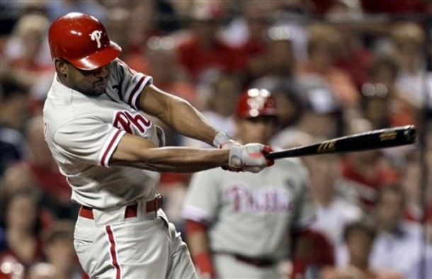 Francisco's Pinch Hit, Solid Pitching Guide Phillies To Victory