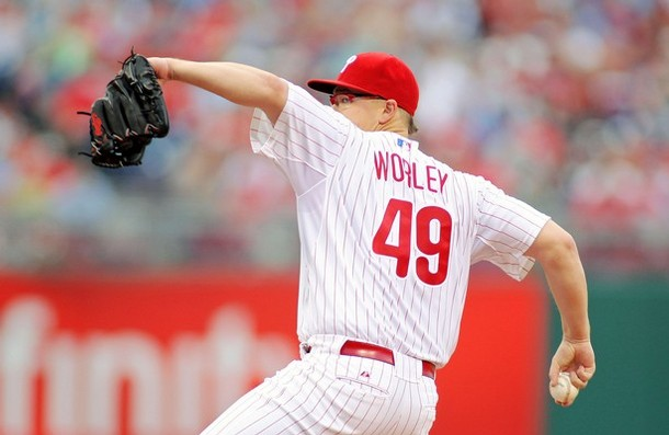 Phillies Young Pitchers Grow Up Fast Against Boston