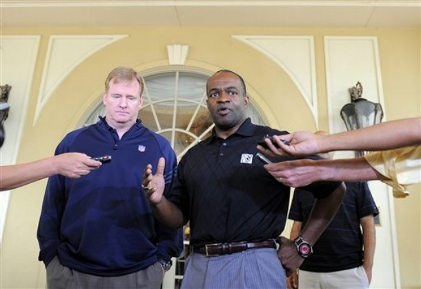 NFL Lockout Close To Ending, Rookie Wage Scale The Only Hold Up