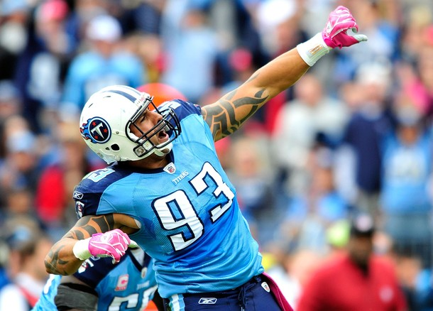 Jason Babin Returns To The Eagles, Signs Five-Year Deal