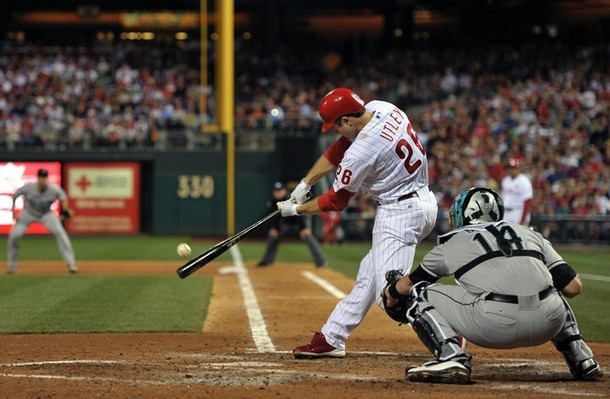 A Close Look At Why Chase Utley Has Been Heating Up