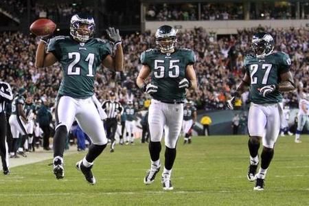 Eagles Must Trade Their Best Nickel Back, Joselio Hanson