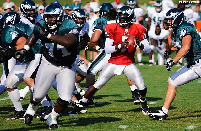 A Glimpse At Eagles Offensive Backfield