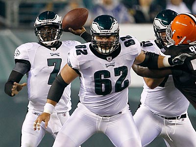 The Key Matchup Eagles Offensive Line Vs Rams Defensive Front