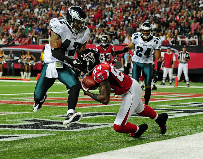 Eagles Still Struggling In Red Zone On Offense And Defense