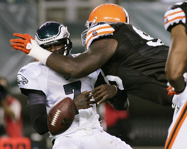 Can Michael Vick Stay Healthy Behind This Offensive Line?