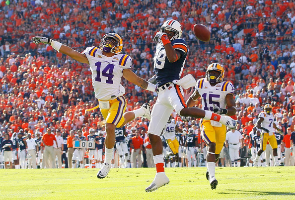 Week 4 In College Football:  LSU vs. West Virginia & My Picks