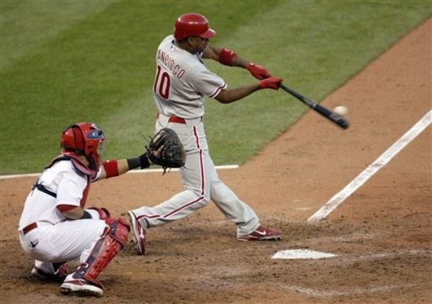 Heroic Efforts Lift The Phillies Past Cardinals In Game 3