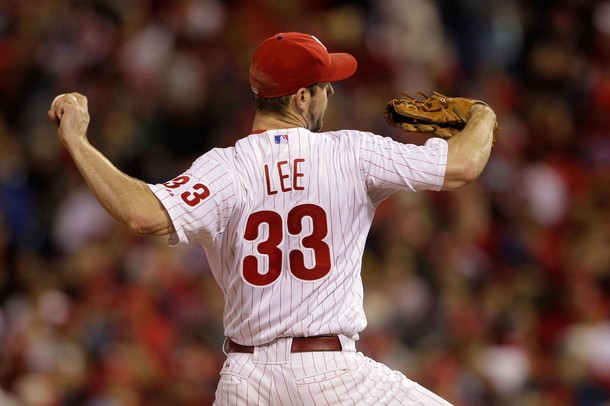 Cliff Lee Coughs Up 4-0 Lead, As Phils Fall To The Cardinals 5-4
