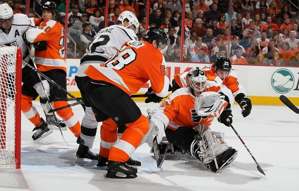 The Ups And Downs Of The Flyers Early Season