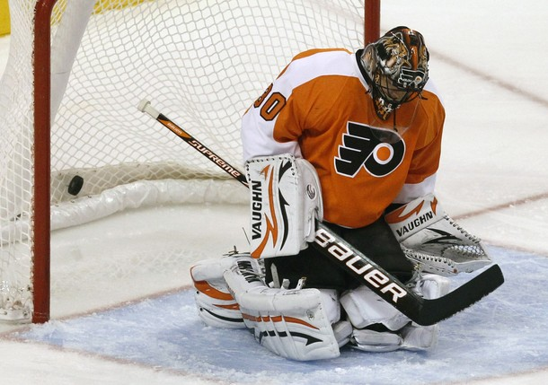 To Bryzgalov:  Take A Step Back And Find Your Confidence