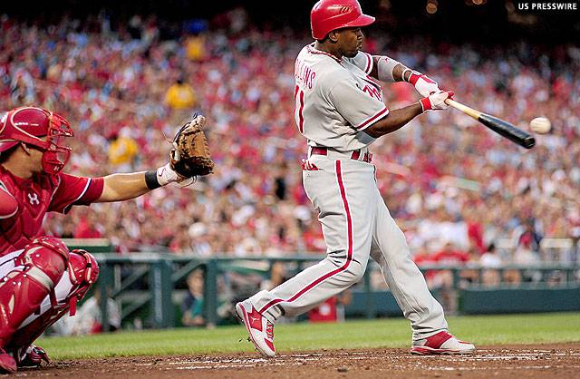 Notes From The Phillies' 4-1 Loss To St. Louis