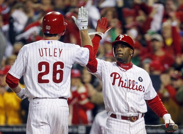 Phils Get Out Quick, But Are Slowed Down By Cardinals Bullpen