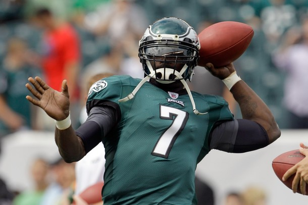Vick And Eagles Offense Must Stay Away From Turnovers