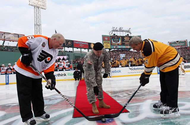 Will Clarke and Lindros Both Play in Winter Classic Alumni Game?