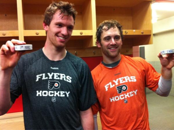 Flyers Steamroll Senators in 7-2 Blowout