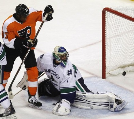 Lessons Learned from Flyers 5-4 Home Opener Win Against Canucks