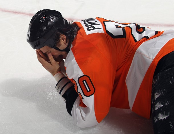 Can Untested Concussion-Healing Machine Help Bourdon, Pronger?