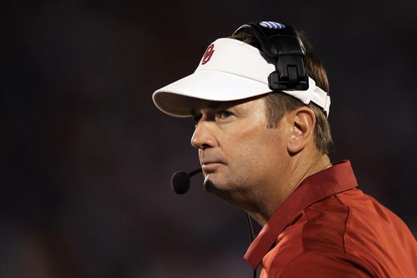 College Football:  Oklahoma's Bob Stoops Has To Go