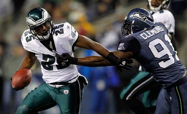 LeSean McCoy Continues To Shine For The Birds