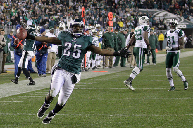 LeSean McCoy Secured Himself A Place Amongst The Greatest Eagles Ever