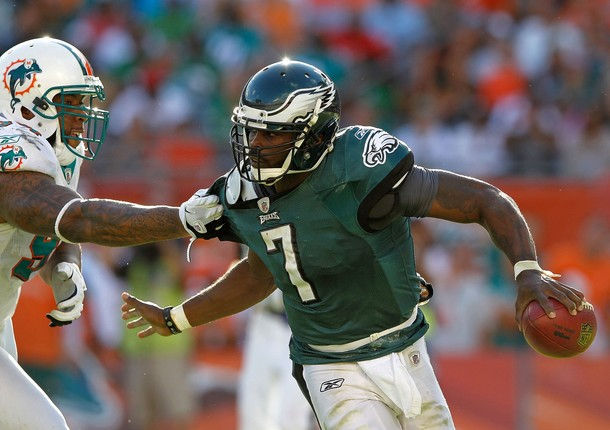 Michael Vick's Return Is A Good One; Will The Eagles Be Able To Make A Run?