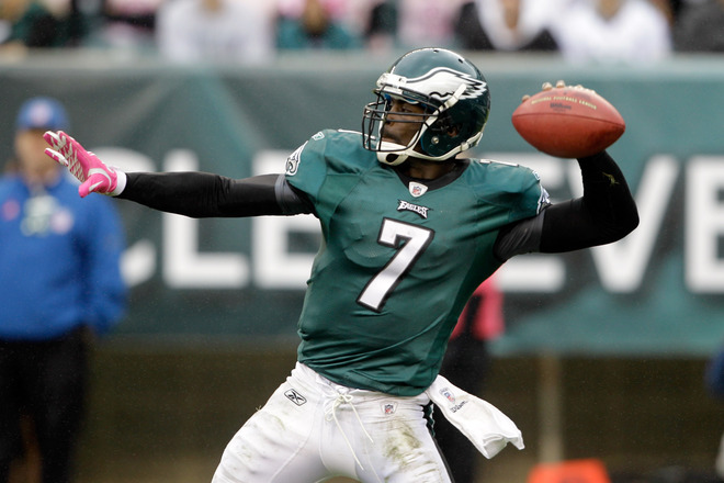 The Future Of Andy Reid – Does It Lay In Michael Vick's Performance?