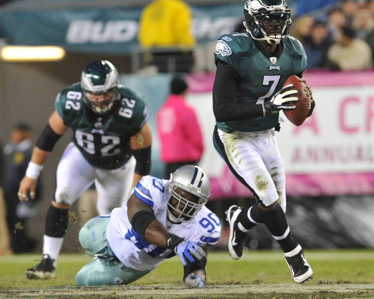 Will Reid's Game Plan Be Built Around Vick Or McCoy This Week?