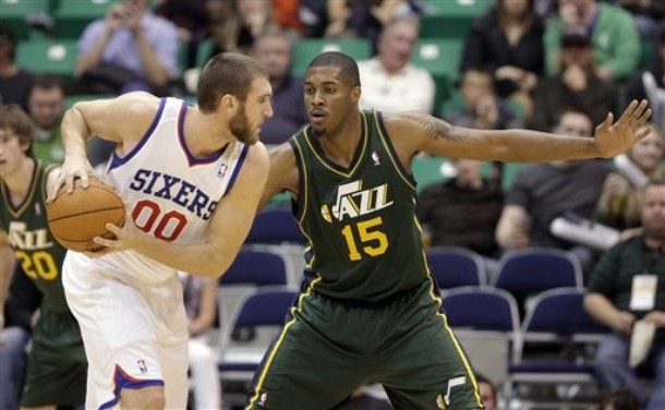 Sixers Blow Early Lead And Bow To The Jazz, 102-99