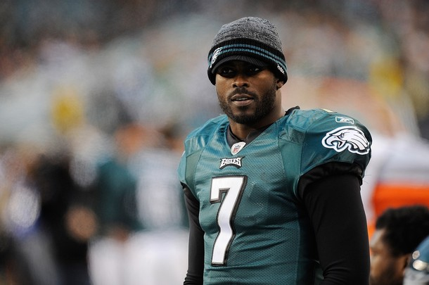 Michael Vick's Numbers Were Better Than His Game vs. Redskins