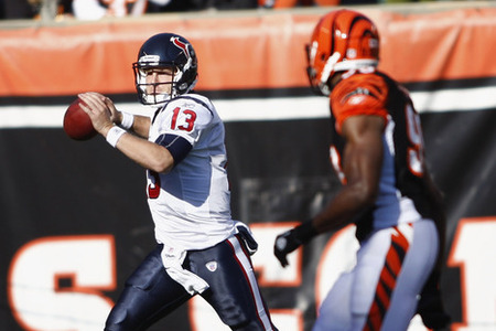Playoff Preview:  Cincinnati Bengals at Houston Texans
