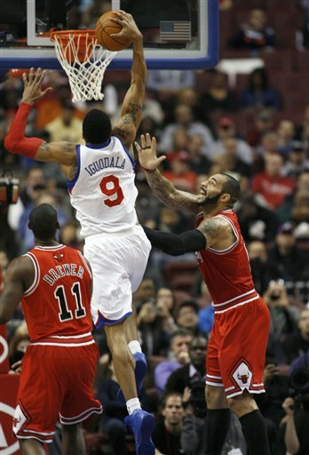 Sixers Get Their Best Win Of The Season By Blowing Out The Bulls