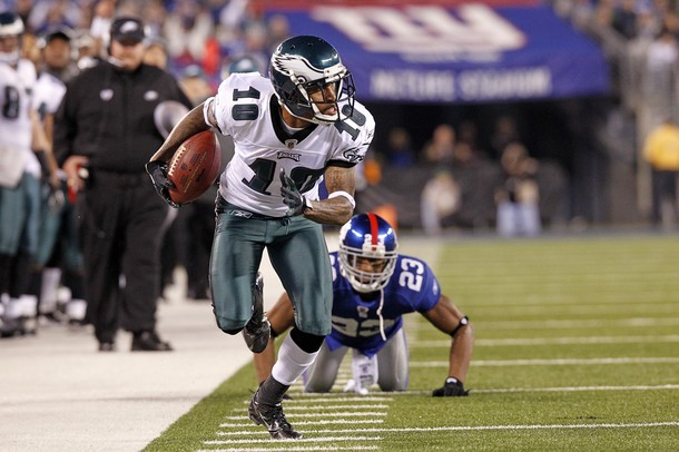 Eagles listening to offers for DeSean?