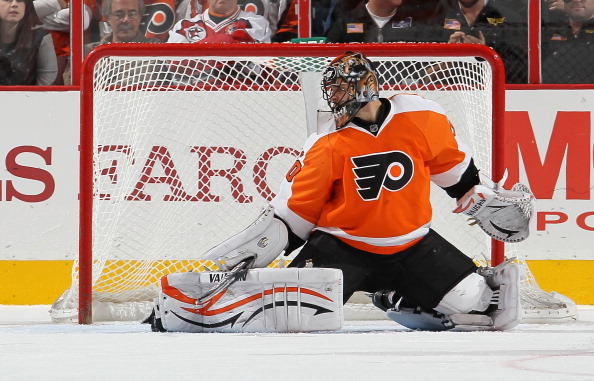 Ilya Bryzgalov Could Still Be The Difference In The Second Half