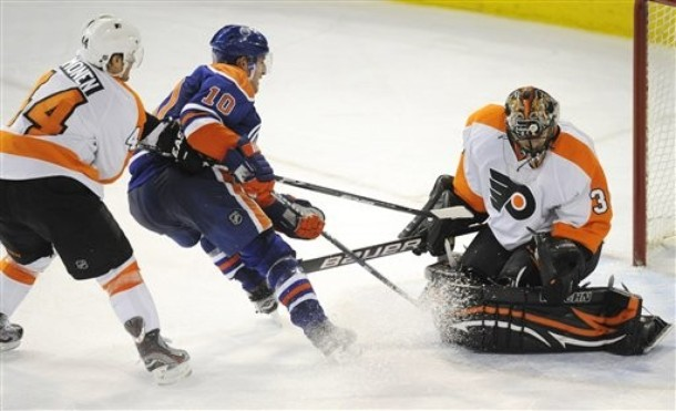 Oilers Sign Bryzgalov, May Debut Against Flyers