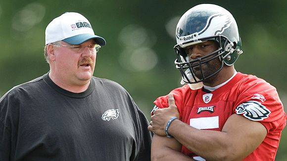 Could Donovan McNabb Return to the Eagles?