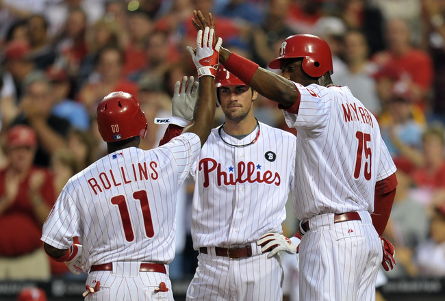 """Jimmy Rollins on Cole Hamels:  """"He's not going anywhere"""""""