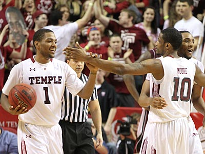 Temple Wins An Overtime Thriller; Dunphy Not A Fan Of Senior Night?