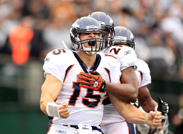 Tim Tebow's Conversion To An H-Back A Real Possibility?