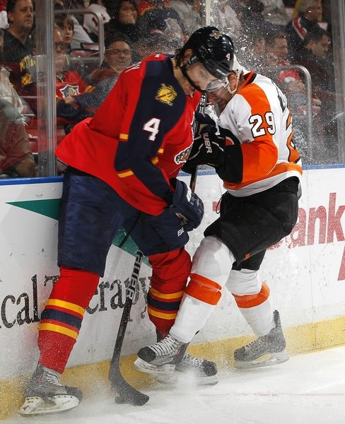 Flyers Recall Zolnierczyk, Manning from Phantoms