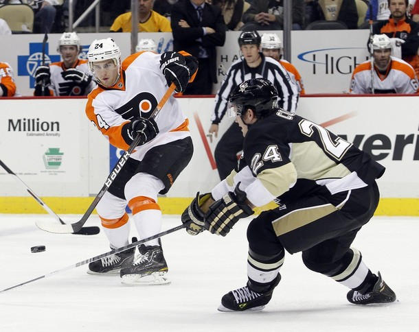 The Keys To The Flyers Success Vs. The Penguins In Series