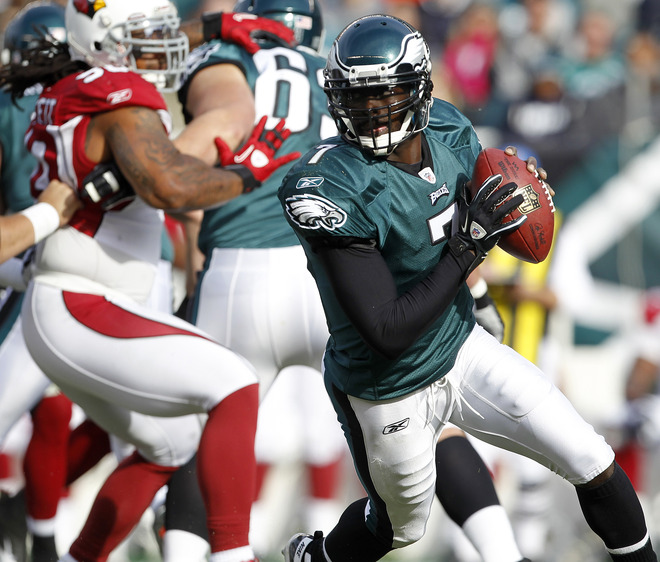 Michael Vick Says He's One Of The NFL's Best QB's, But Is He