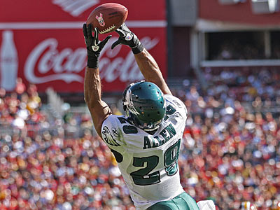 Eagles Have Question Marks At The Safety Position